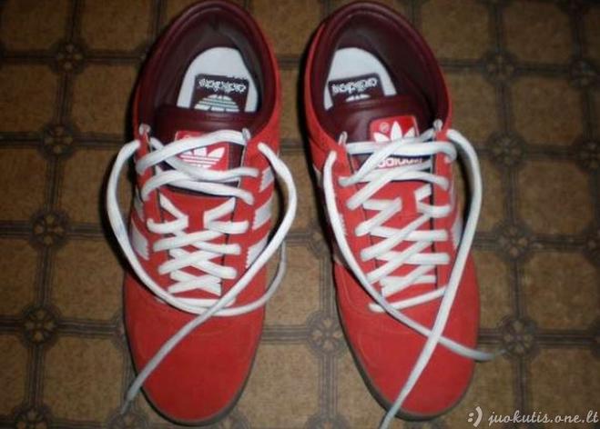 Adidas iš Kinijos