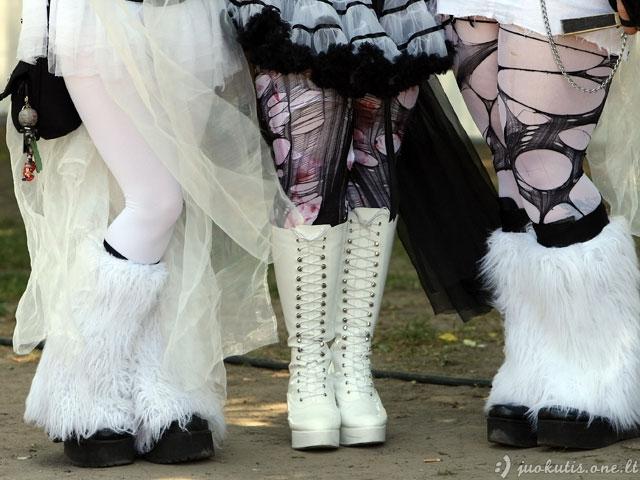 Šokiruojantis festivalis Leipcige