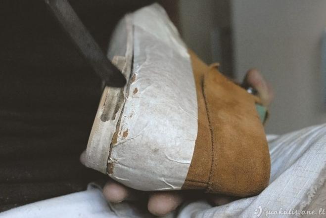 Siuvame batus namuose