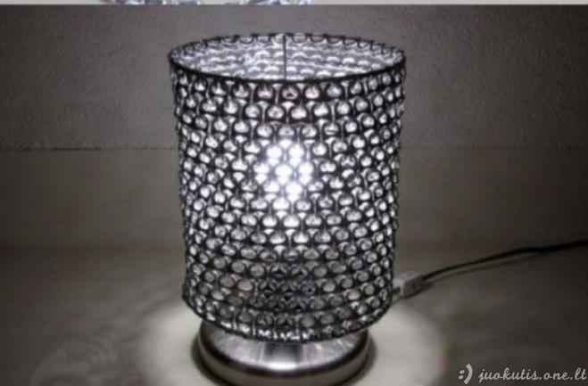 Labai originalus šviestuvas