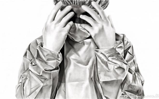 Janiso Floros hiper realistiški piešiniai