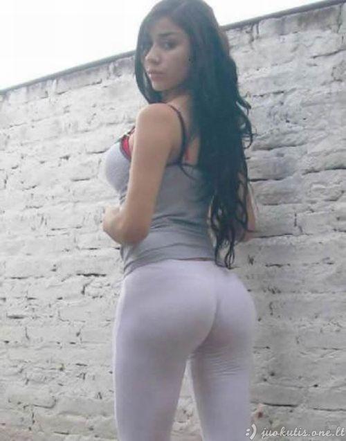 Aptemptos kelnės