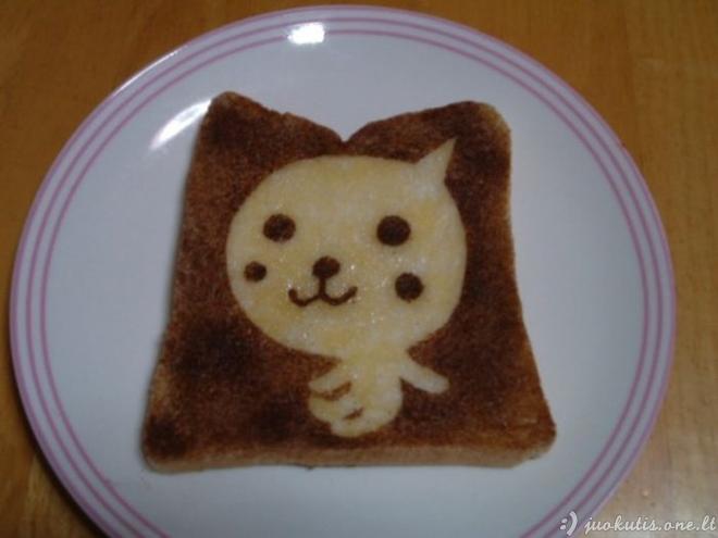 Gražūs sumuštiniai