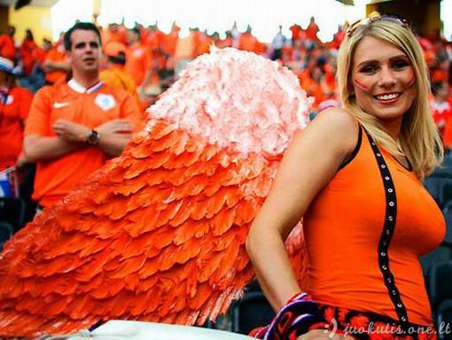 Gražiausios Euro-2012 sirgalės