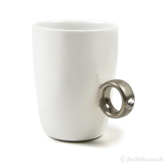Sužadėtuvių žiedas? Neeeea!