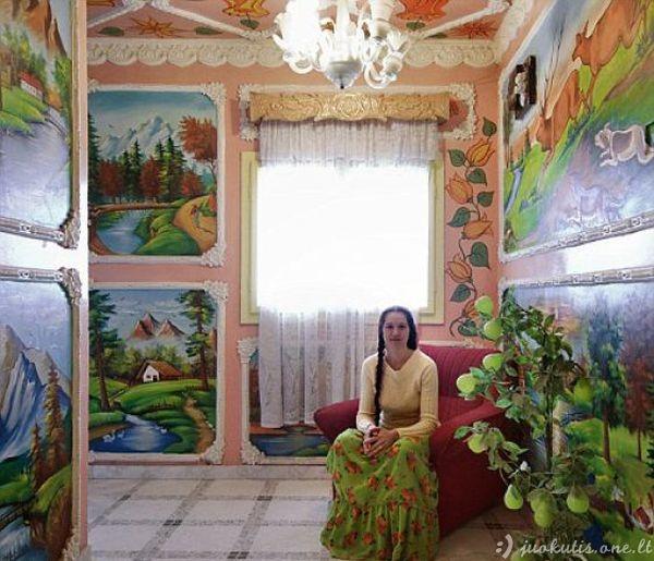 Romų nameliai - geriau negu LSD