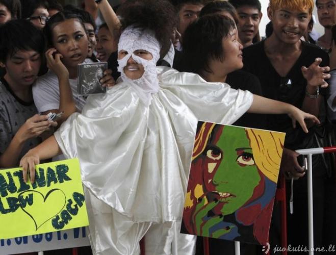 Lady Gaga fanai