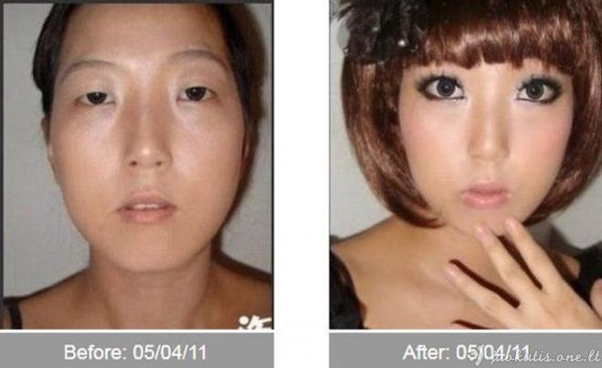 Prieš ir po: daug įvairių gerų pasikeitimų