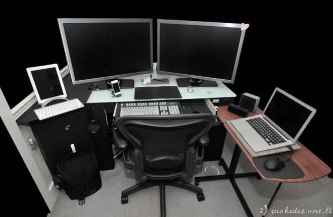 Įspūdingos kompiuterių studijos