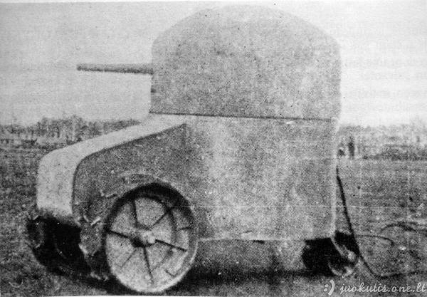 Pirmojo pasaulinio karo amunicija