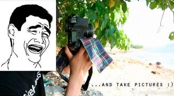 Nemirtingi šiuolaikiniai fotoaparatai