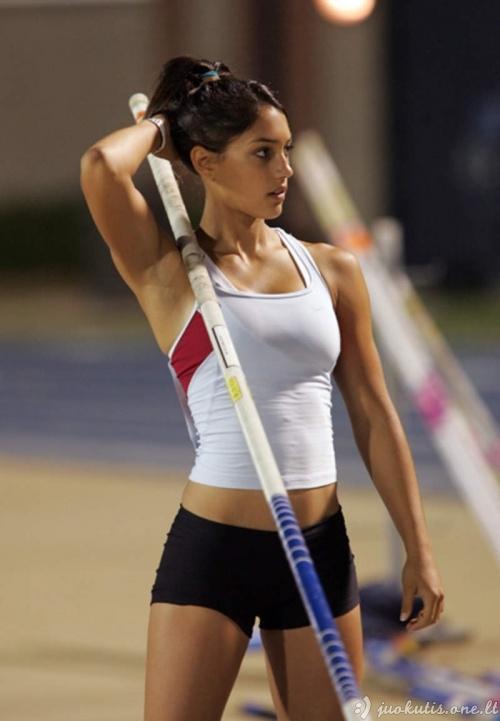 Karščiausios (beveik) sporto nuotraukos