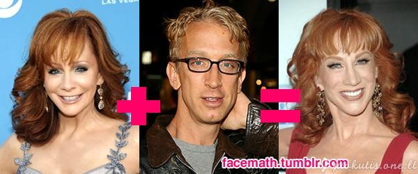 Veidų matematika