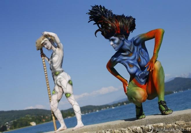 Tarptautinis kūno tapybos festivalis
