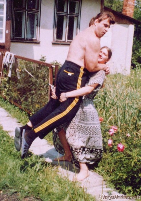 Stipriausia mergaitė pasaulyje Varia Akulova