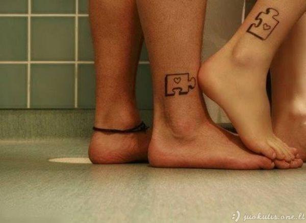 Įdomiausios porų tatuiruotės