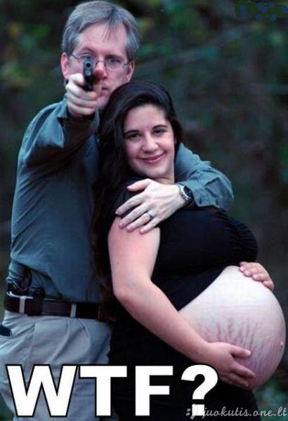 Keistoki nėštukių portretai