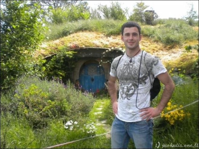 Vietos, kur buvo filmuojamas Žiedų Valdovas