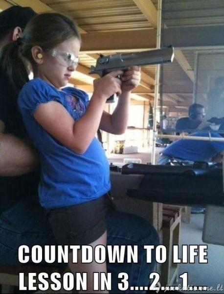 Nevykęs vaikų auklėjimas