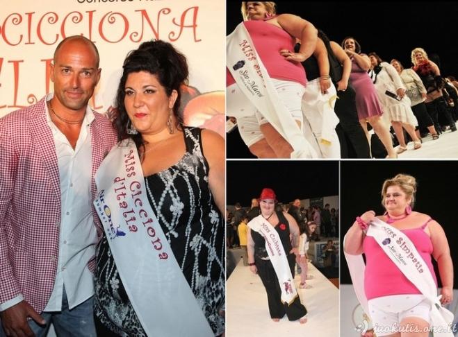 Grožio konkursas Miss Cicciona