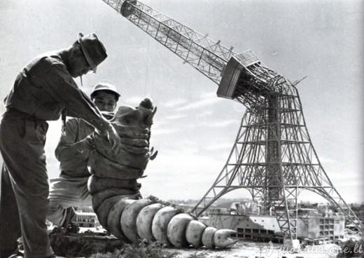 Kaip buvo filmuojamas filmas Godzila 1954 metais