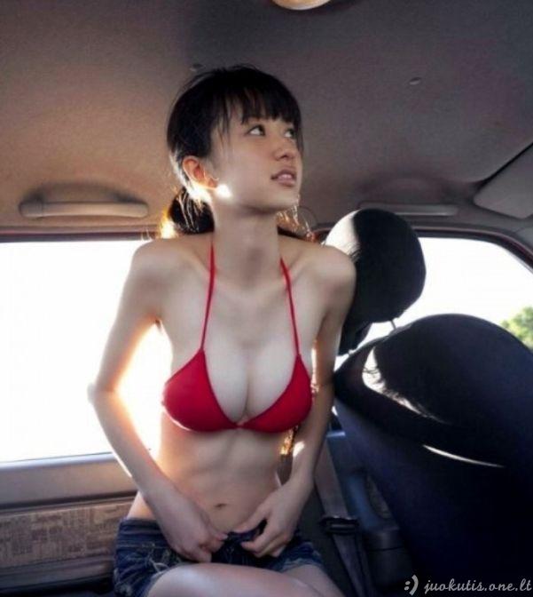 Nuostabios azijietės
