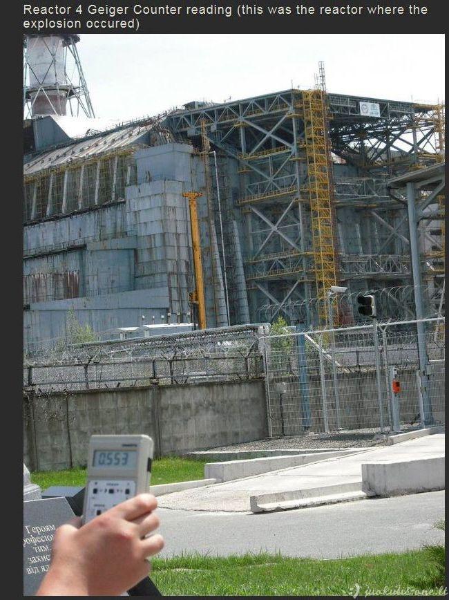 Černobylis šiandien