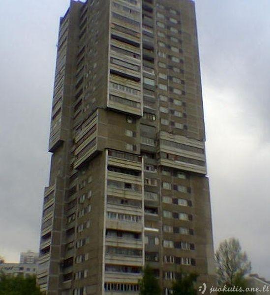Įspūdingiausi sovietmečio statiniai