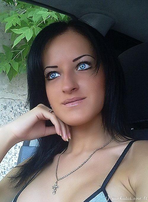 Liekna gražuolė iš Rusijos