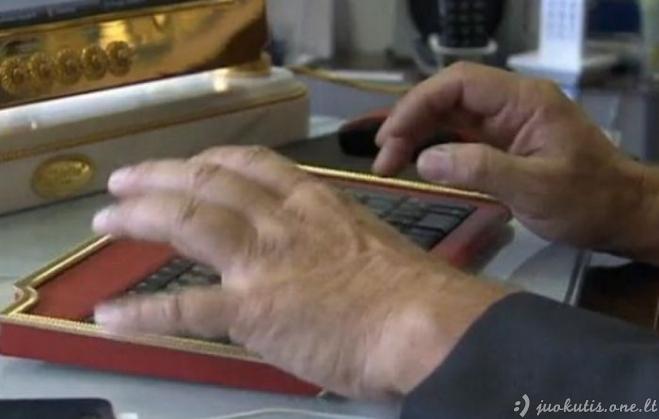 Auksiniai kompiuteriai