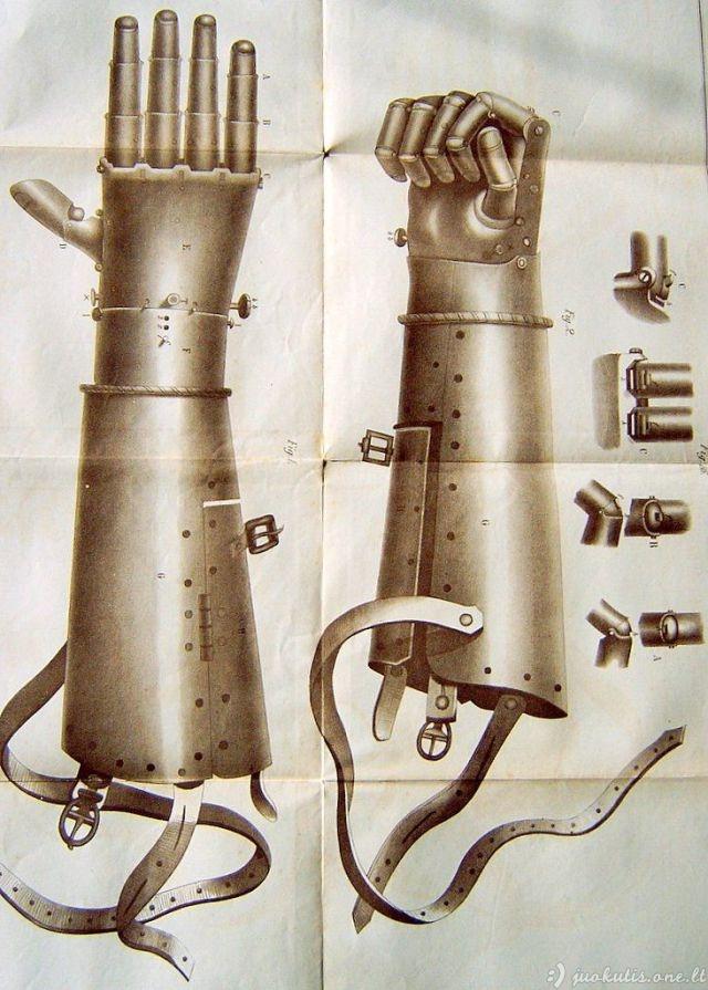 Senoviniai protezai