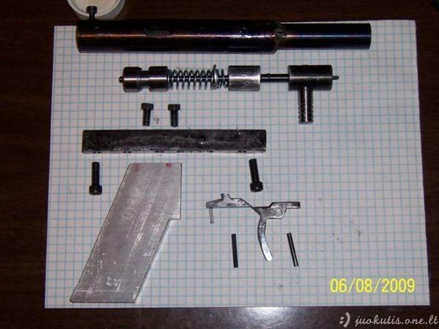 Kaip namuose pasigaminti kulkosvaidį