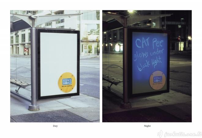 Fantastiškos mokslą populiarinančios reklamos