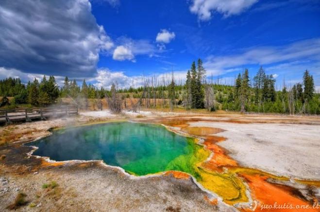 Gražiausi gamtos vaizdeliai