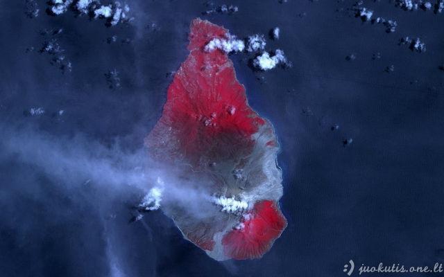 Įspūdingos fotografijos iš kosmoso