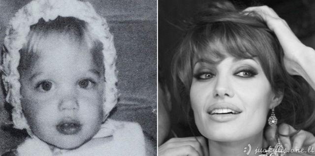 Kai jie buvo jauni