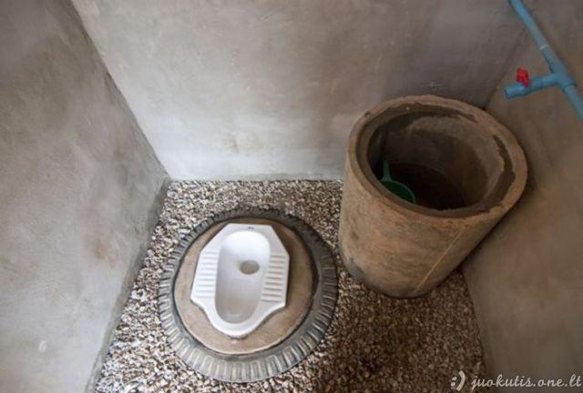 Keisčiausi viešieji tualetai