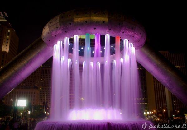 Įdomiausi pasaulio fontanai