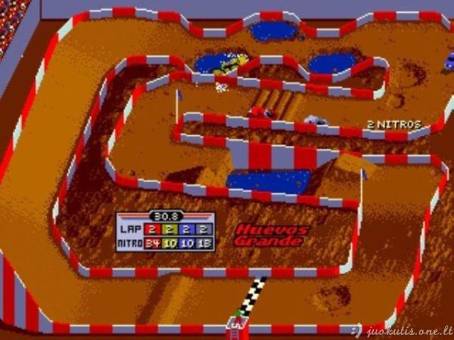 Klasikiniai lenktynių žaidimai