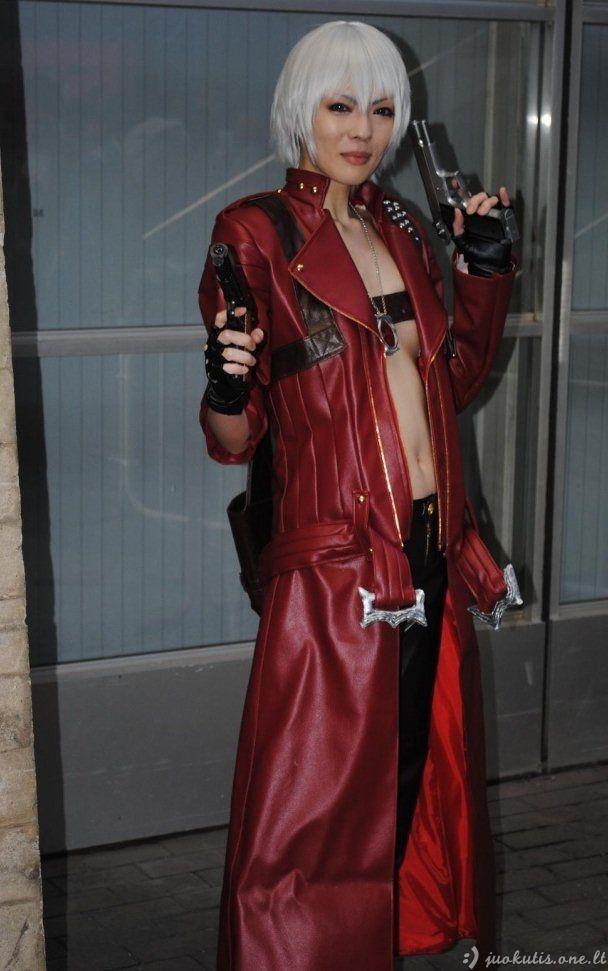 tikri cosplay'ėjaus meistrai