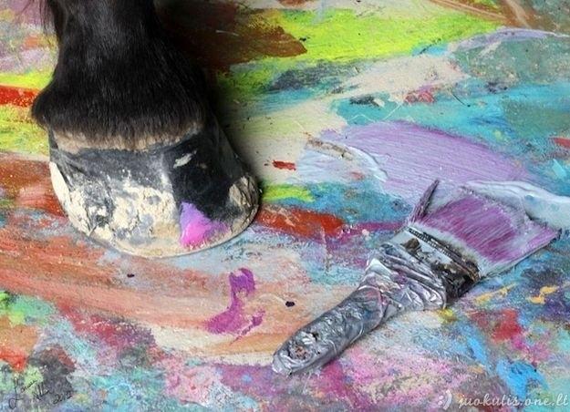 Arklys dailininkas