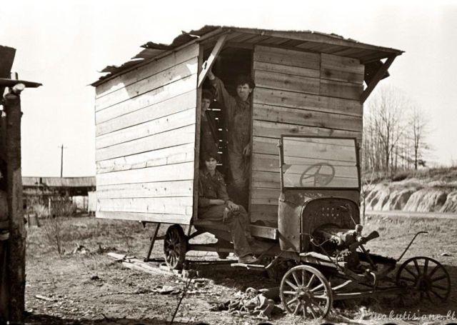 Senovinės fotografijos