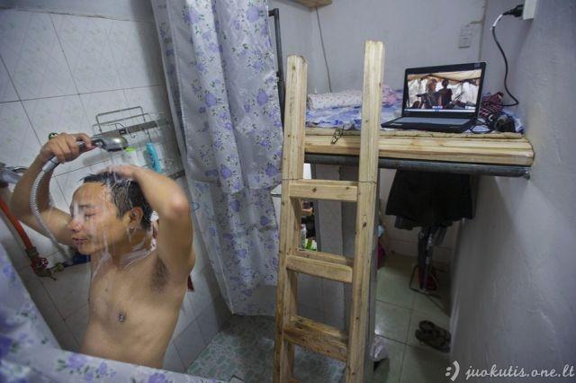 Kaip gyvena kiniečiai