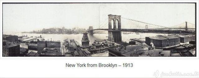 Senovinis New Yorkas