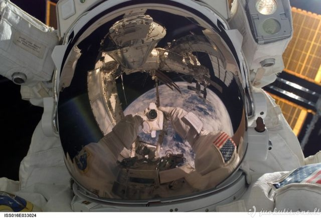 Įspūdingos NASA fotografijos