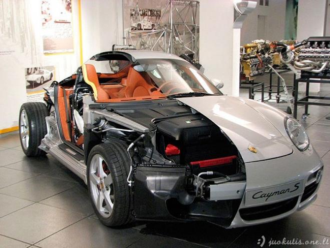 Keistoka  automobilių paroda
