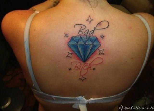 WTF tatuiruotės