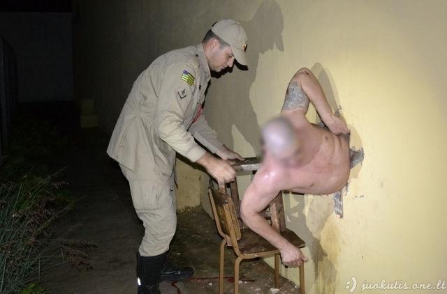 Nepavykęs pabėgimas iš kalėjimo