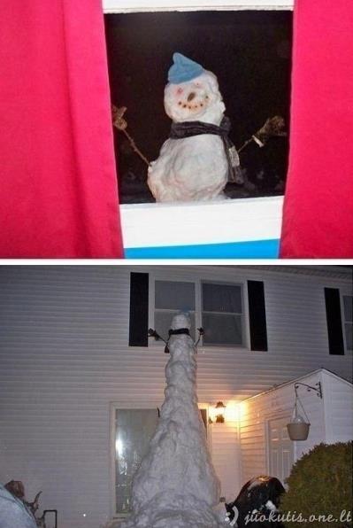Super sniego senis