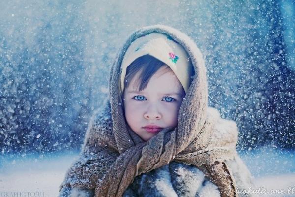 Žiemos vaizdai kitu kampu